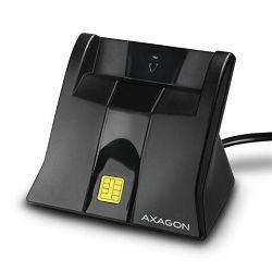 Čitač pametnih kartica AXAGON CRE-SM4 USB 2.0
