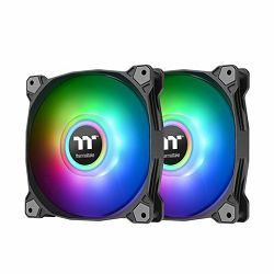 Hladnjak za kućište Thermaltake Pure Duo 12 ARGB Sync (2 kom)