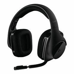 Slušalice Logitech Gaming G533 DTS 7.1 Wireless