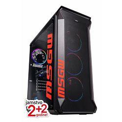 MSGW stolno računalo Gamer a246