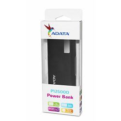 ADATA  Power Bank P12500D BLACK AD