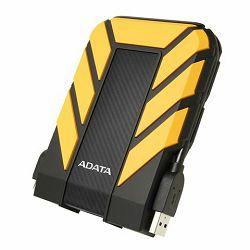 Prijenosni disk Adata HD710 Pro Durable Žuti USB 3.1