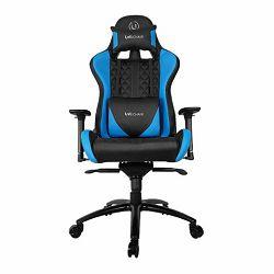Gaming stolica UVI CHAIR Gamer Blue