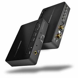 AXAGON ADA-71 USB2.0 - SOUNDbox real 7.1 Audio Adapter, SPDIF