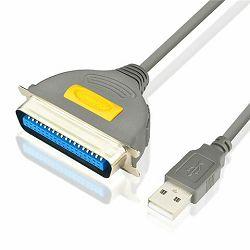 AXAGON ADP-1P36 USB2.0-Parallel 36-pin Centronics Printer Adapter,1,5m
