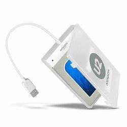 "AXAGON ADSA-1S USB2.0 - SATA HDD/SSD 2,5"" ladica + Adapter"