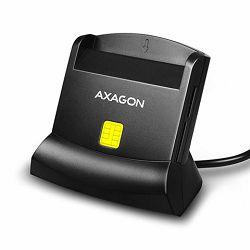 AXAGON CRE-SM1 USB Smart card reader