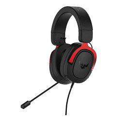Slušalice ASUS TUF GAMING H3 RED