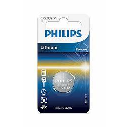 PHILIPS baterija CR2032/01B
