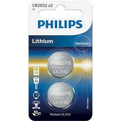 PHILIPS baterija CR2032P2/01B