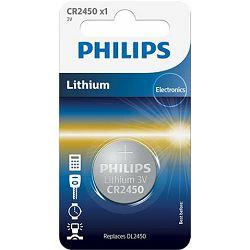 PHILIPS baterija CR2450/10B