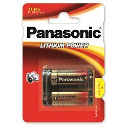 PANASONIC baterije 2CR-5L/1BP, Photo Lithium