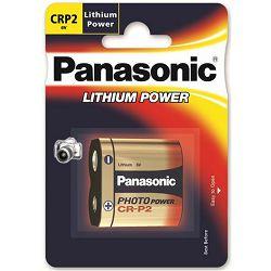 PANASONIC baterije CR-P2L/1BP Photo Lithium