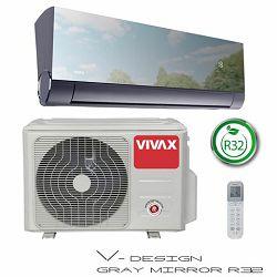 VIVAX COOL, klima ur., ACP-12CH35AEVI R32 GRAY MIRROR