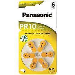 PANASONIC baterije PR10L/6LB, Zinc Air