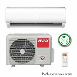VIVAX COOL, klima uređaji, ACP-24CH70AEMI R32 + WiFi modul