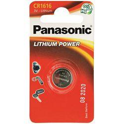 PANASONIC baterije CR-1616EL/1B Lithium Coin