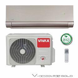 VIVAX COOL, klima ur., ACP-12CH35AEVI R32 GOLD - inv., 3.81kW