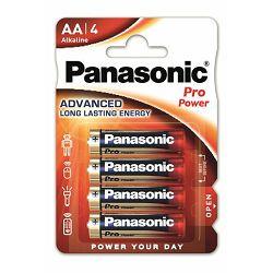 PANASONIC baterije LR6PPG/4BP Alkaline Pro Power
