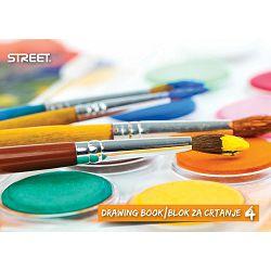 Blok za crtanje br.4 STREET P100