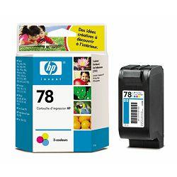 Tinta HP C6578D (no. 78)
