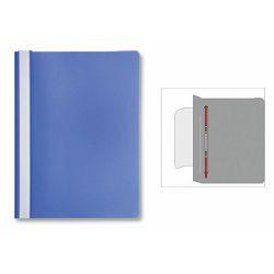 Fascikl pvc klizna meh.OPTIMA tamno plavi 20059 P20/240