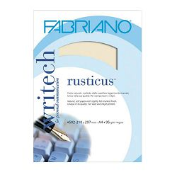Kuverta Fabriano writech rusticus 95g camoscio 25/1 4311202