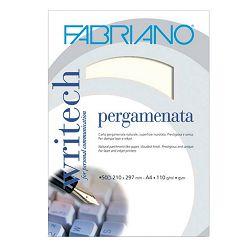 Kuverta Fabriano writech pergament 110g avorio 25/1 54112205