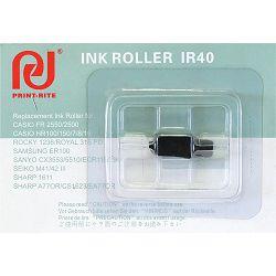 Tintni valjak IR 40 crni Gr744