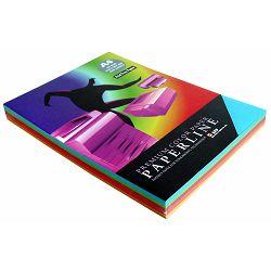 Papir fotok.PAPERLINE A4 5 boja MIX intenziv 80gr. 250/1 P10 82Y