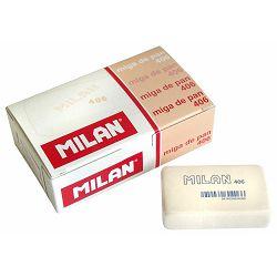 Gumica MILAN 406 velika bijela P6/150