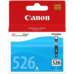 Tinta CANON CLI-526 C Cyan