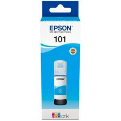 Tinta EPSON EcoTank/ITS 101 cyan