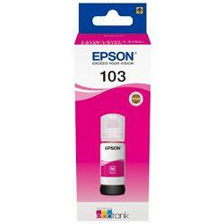Tinta EPSON EcoTank/ITS 103 magenta