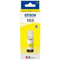 Tinta EPSON EcoTank/ITS 103 yellow