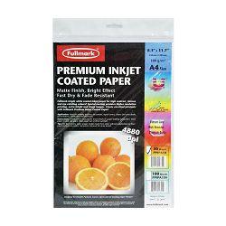 Papir Fullmark PPIPA50 mat coated ink jet A4 100g 50L