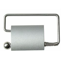 Privjesak aluminijski KR-201 srebrni P1/300 NETTO