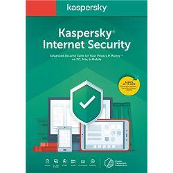 Kaspersky Internet Security 5-Desktop 1Year Base BOX