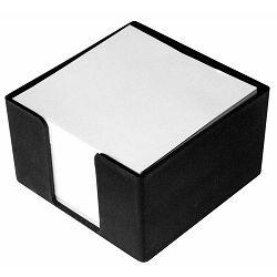 Blok kocka PVC 8x8x5 crna P50