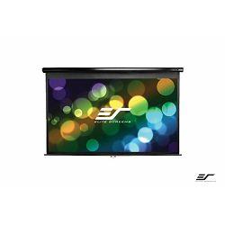 EliteScreens projekcijsko platno 265x149 cm Zidno