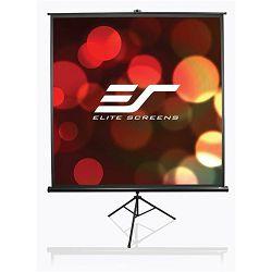 EliteScreens projekcijsko platno 170x127 cm Stalak