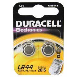 Baterija DURACELL LR 44  2/1 alkalna bls P20