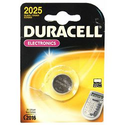 Baterija DURACELL DL 2025 1/1 litijska bls  P10