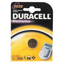 Baterija DURACELL DL 2032 bls  1/1 litijska