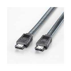 Roline eSATA 3.0Gbit/s kabel, 0.5m