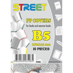 Omotnica za bilježnicu B5 STREET 10/1 P40