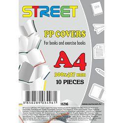Omotnica za bilježnicu A4 STREET 10/1 P40