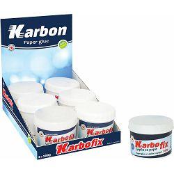 Ljepilo bijelo u dozi 100 g Karbofix  P6/72