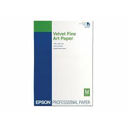 EPSON Paper Velvet fine A3 StylusPro4000