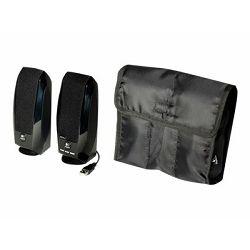 LOGITECH S150 Spks 2.0 1.2W Black